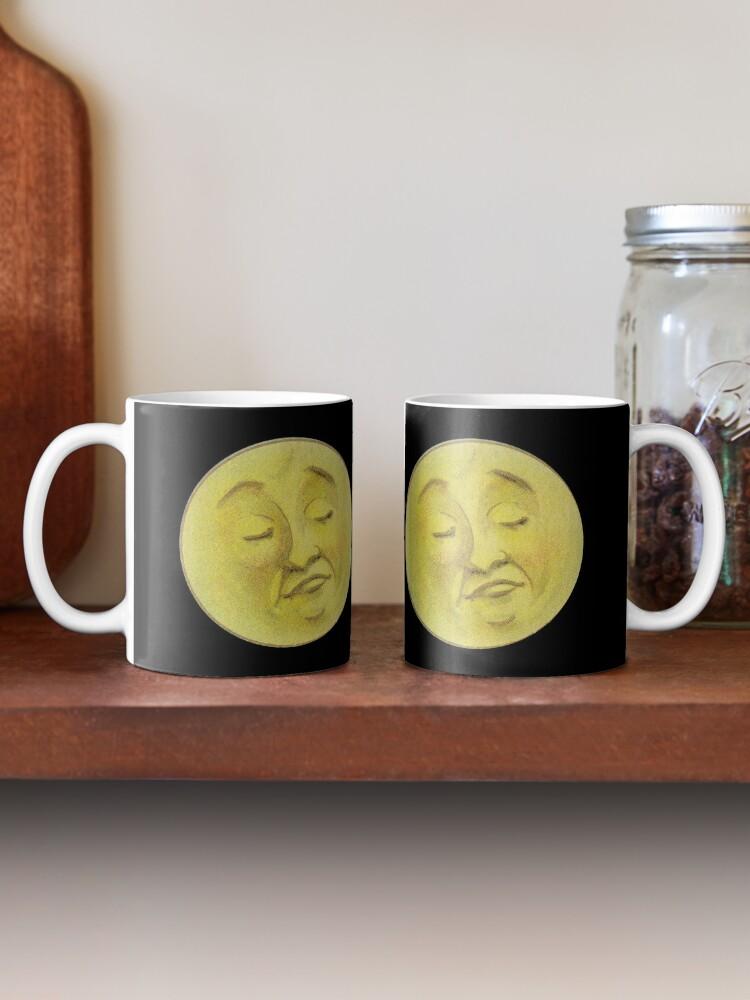 Alternate view of Vintage Man On The  Moon Mug