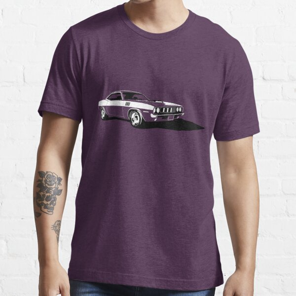 Plymouth Hemi 'Cuda Essential T-Shirt