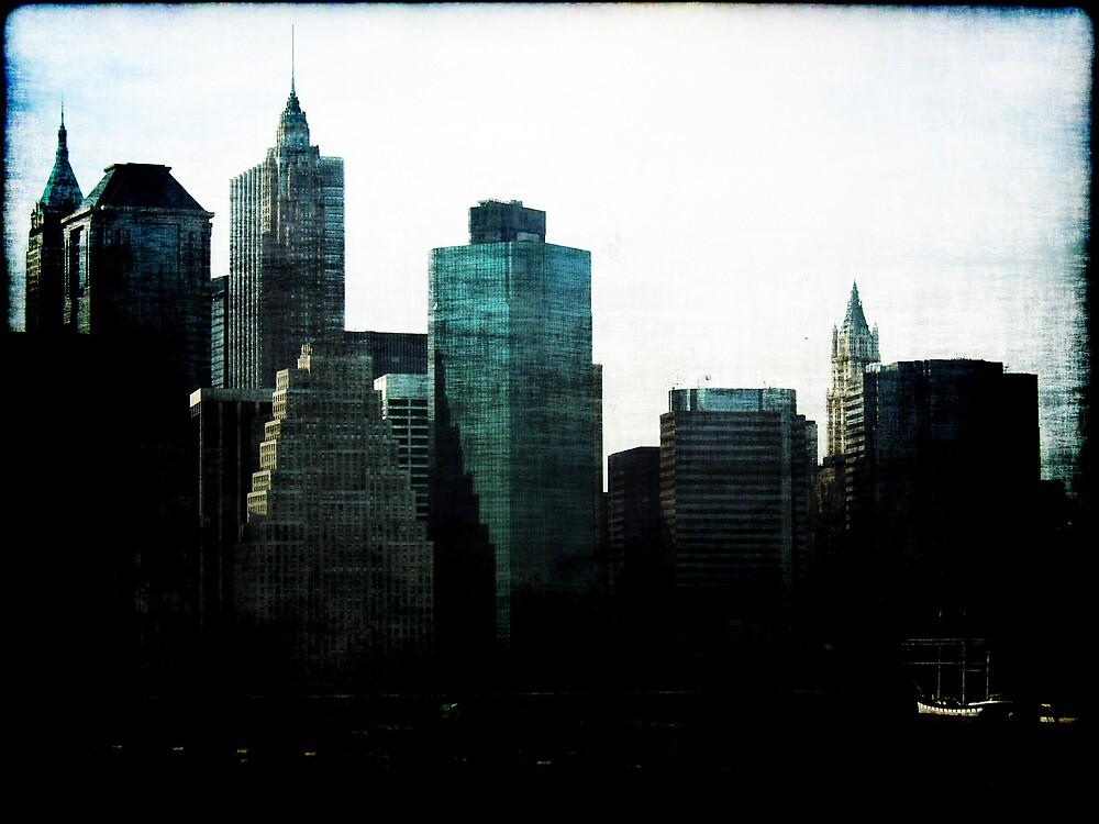 New York Facades by Benedikt Amrhein