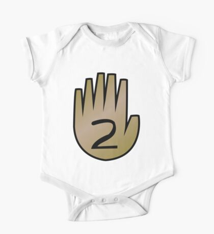 2 Hand Book From Gravity Falls Kids Clothes