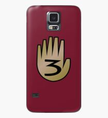 3 Hand Book From Gravity Falls Case/Skin for Samsung Galaxy
