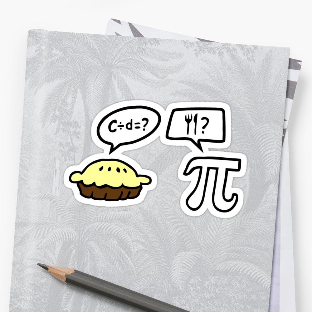 Pie and Pi by jezkemp