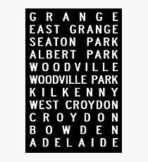 Grange Train Scroll Photographic Print