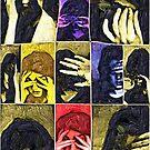 Pain in Rainbows by Birgitta   †