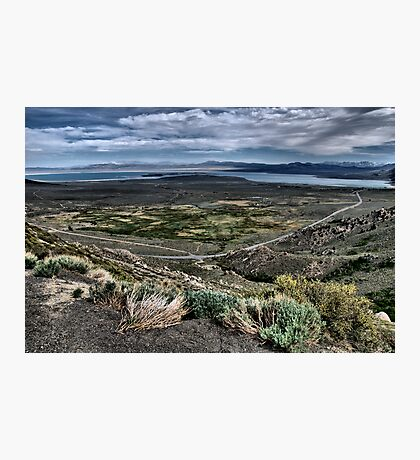 Mono Lake Vista Photographic Print