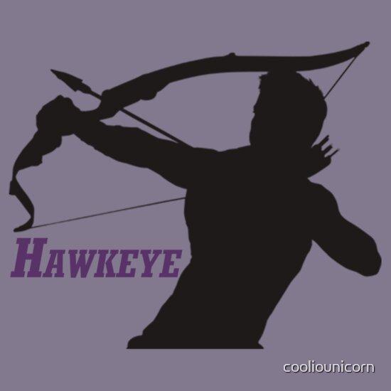 TShirtGifter presents: Hawkeye