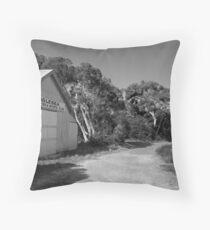 Anglesea Sports Club Throw Pillow