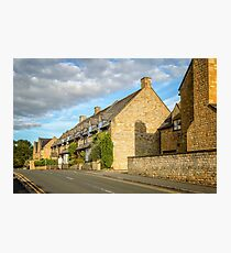 Broadway, The Cotswolds Photographic Print