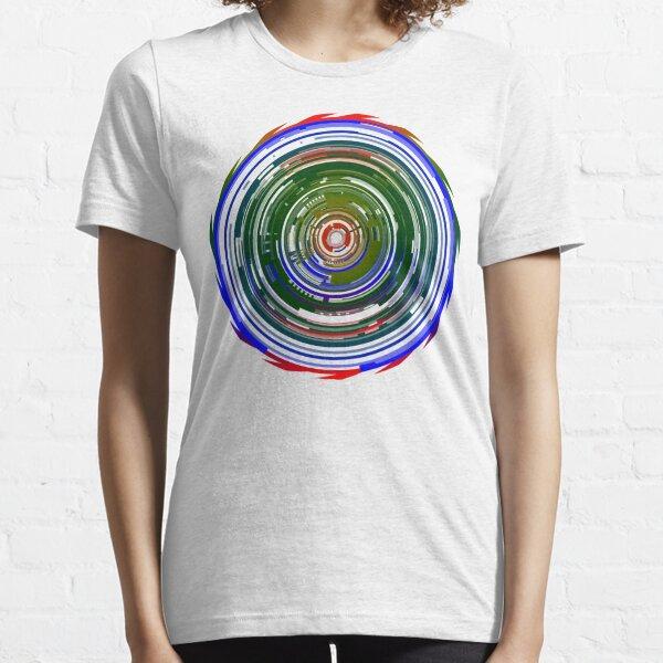 Radial Insignia Essential T-Shirt