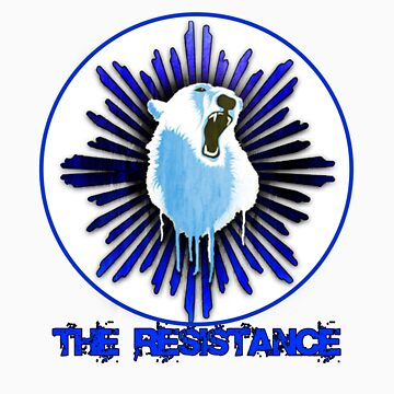 The Resistance - Logo by Maxdoggy