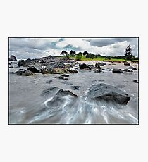 Incoming Tide 4 Photographic Print