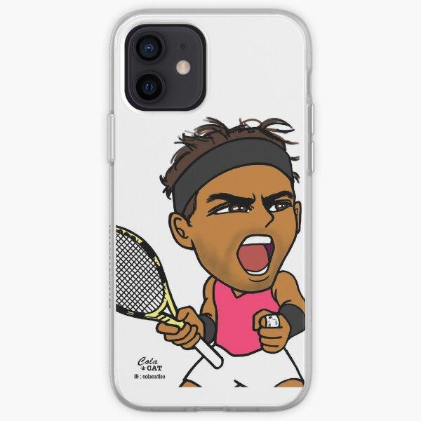 Rafael Nadal iPhone Soft Case