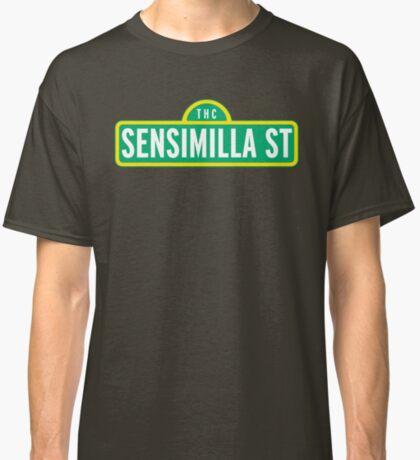 Sensimilla Street Classic T-Shirt