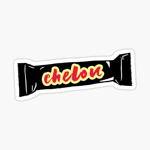 chelou Sticker