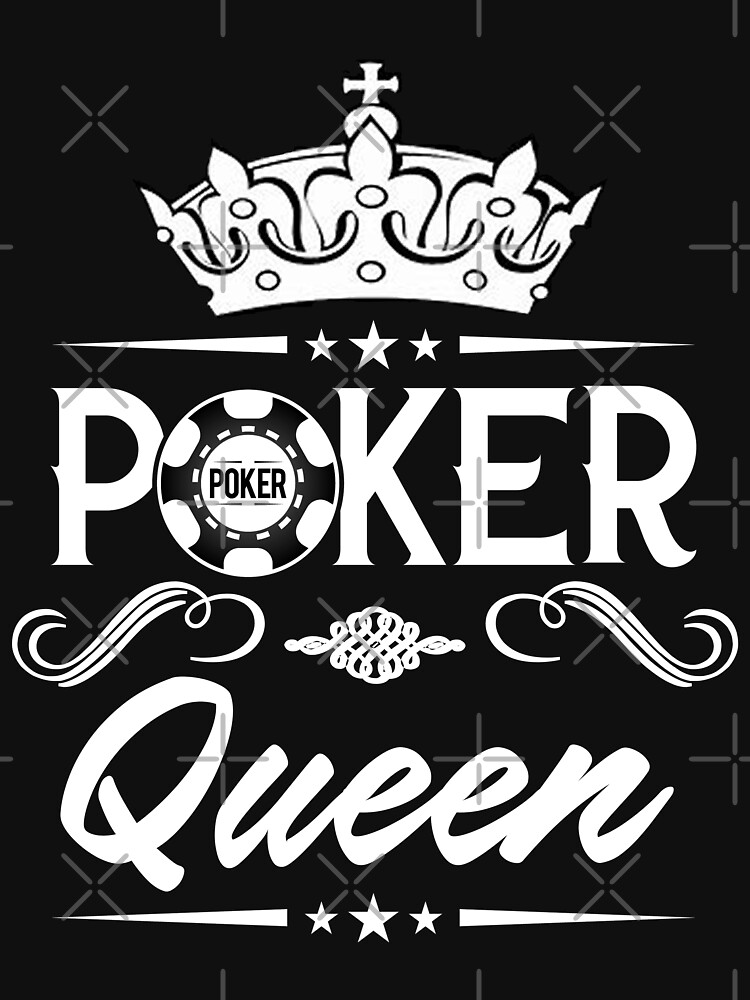 Poker Queen design by Mbranco