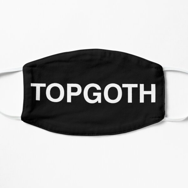 TOPGOTH for black Flat Mask