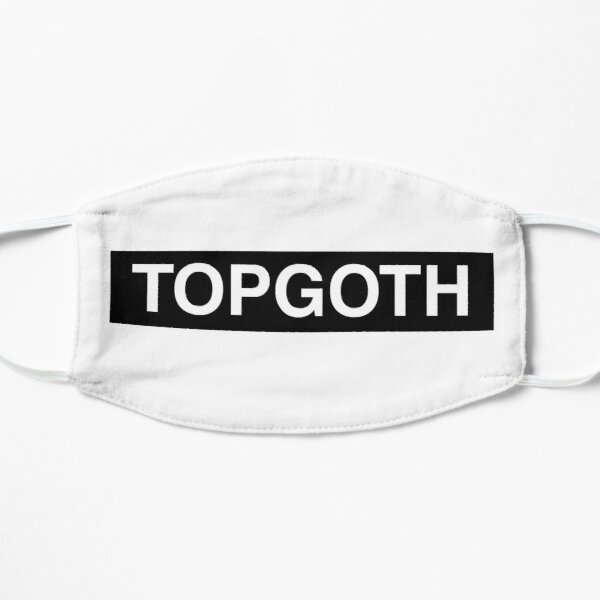 TOPGOTH box for white Flat Mask