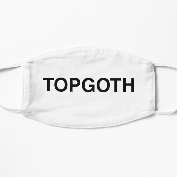 TOPGOTH for white Flat Mask