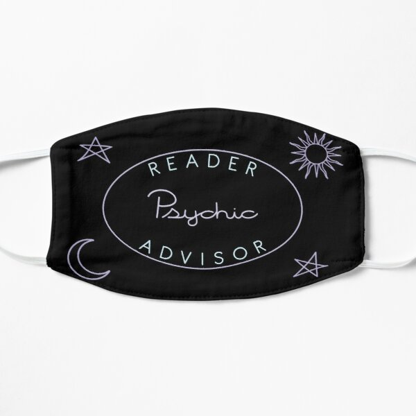 Psychic Reader + Advisor Flat Mask