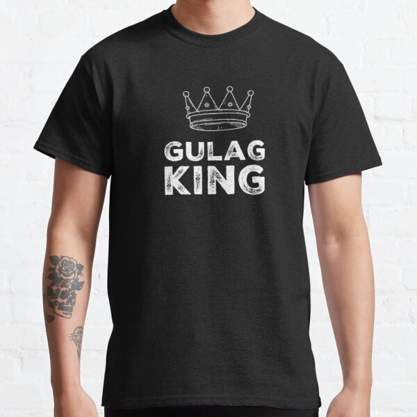 Copy of I Always Win the Gulag - Warzone T-shirt classique