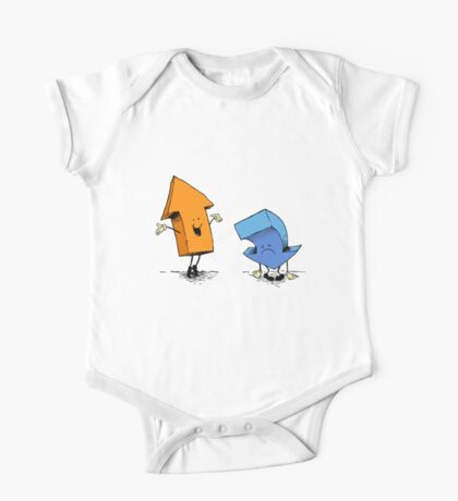up and down show (alternate version) Kids Clothes