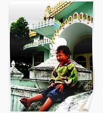 Child of Burma Poster