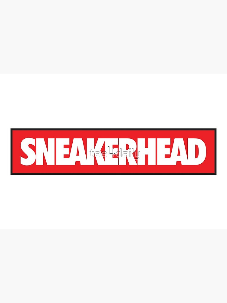 Sneakerhead Bred by tee4daily