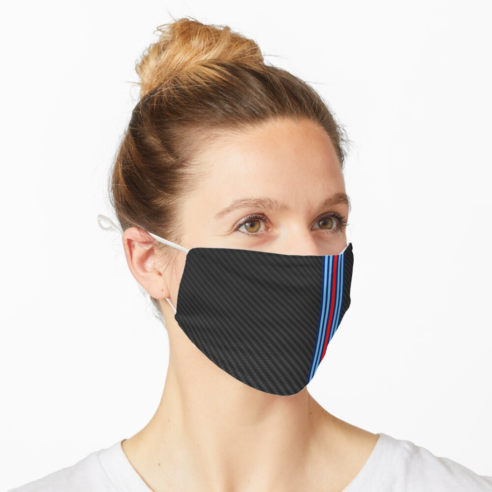 Masque «Bande de course en fibre de carbone 3»