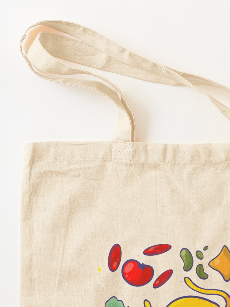 Alternate view of Make a sandwich with jake! Tote Bag