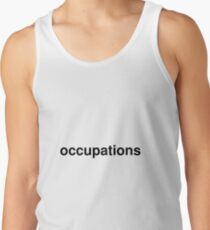 occupations Tank Top