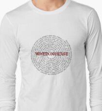 Whedonverse Long Sleeve T-Shirt