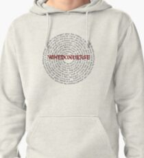 Whedonverse Pullover Hoodie