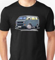 VW T25 / T3 Grey Unisex T-Shirt