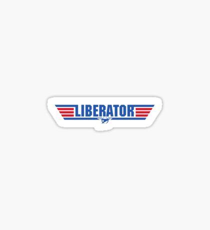 Liberator Sticker