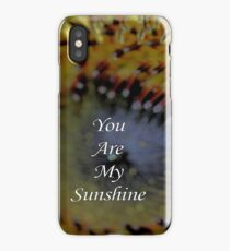 You Are My Sunshine - Daily Homework - Day 29 - June 5, 2012 iPhone Case