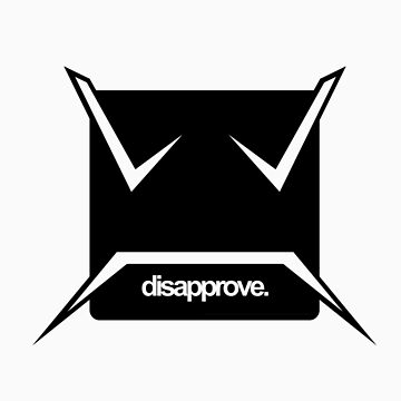 Disapprove Plain by Disapprove