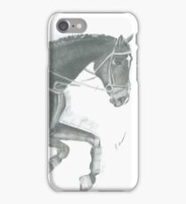 Galloping time iPhone Case/Skin