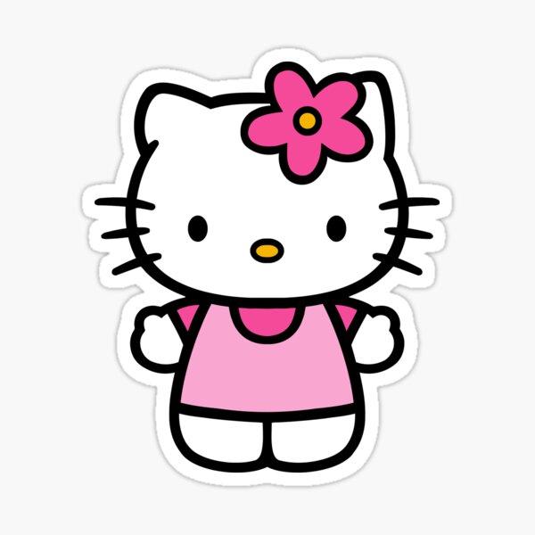 new cute kitty Sticker