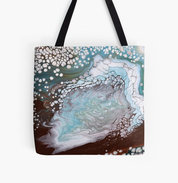Formation All Over Print Tote Bag