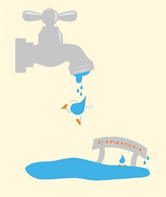Running Water  by Shelbyhernandez