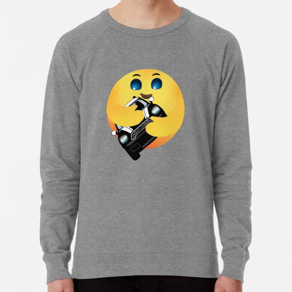 I love Car Lightweight Sweatshirt