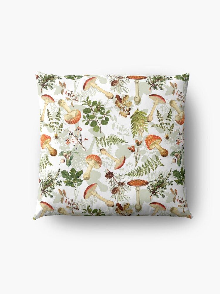 Alternate view of Thanksgiving Harvest  -  Floor Pillow