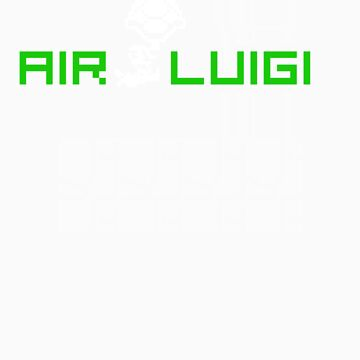 air luigi by jerbing33