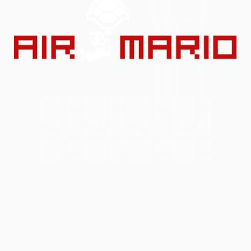 air mario by jerbing33