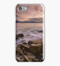 Kaikoura Caromello Rocks iPhone Case/Skin