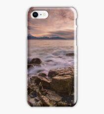 Kaikoura Caromello Rocks iPhone Case/Skin