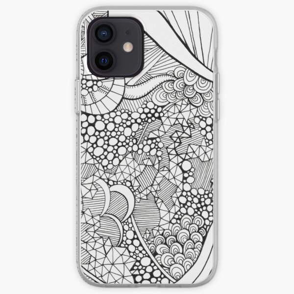 The Mechanical Morphism iPhone Soft Case
