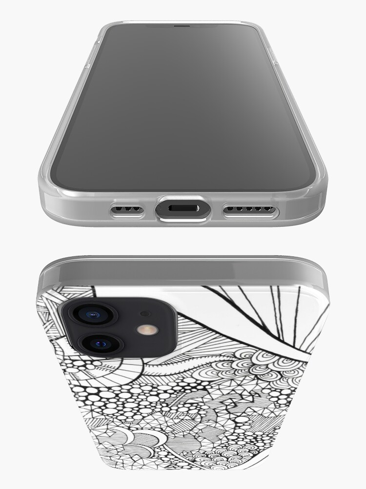 Alternate view of The Mechanical Morphism iPhone Case & Cover
