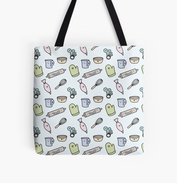 Let's Bake! All Over Print Tote Bag