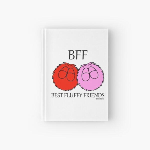 Best Fluffy Friends - Fluffballs Hardcover Journal